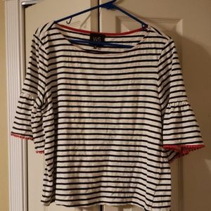 W5 pullover blouse